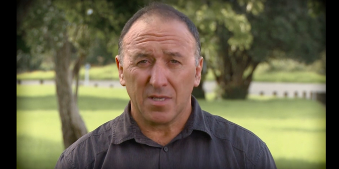Tipene preaches Ngāpuhi unity within division