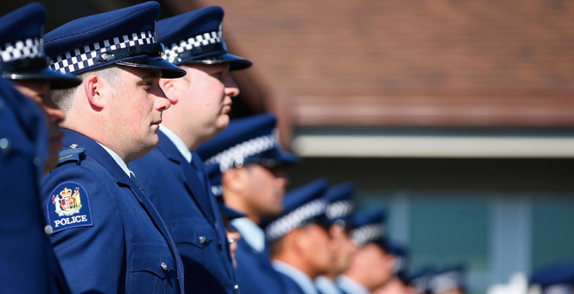 Unitec marks 15 years of turning out cops