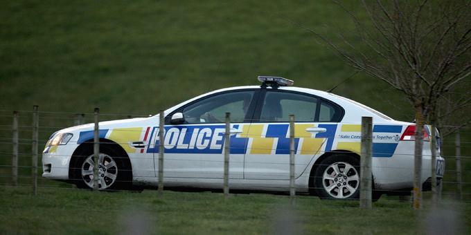 Police stomp on Stratford marae