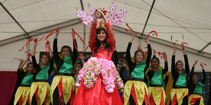 Cultures celebrate at 41st Polyfest