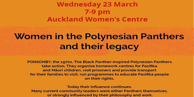 Panthers remember struggle for equality
