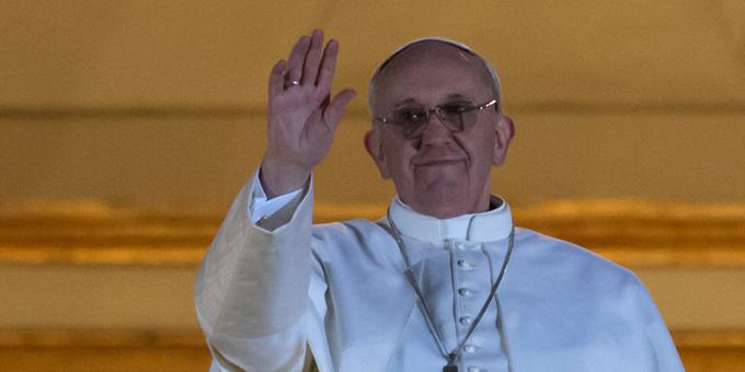 Māori Catholics welcome Pope Francis I