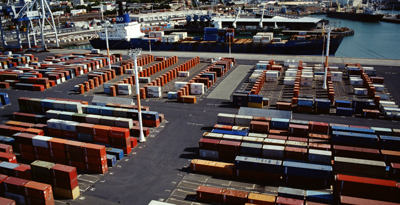 No sympathy for departing port boss