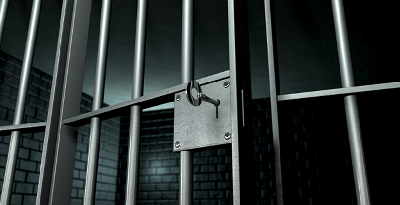 Prisons take steps to lock out virus
