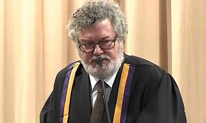 Honorary doctorate for Belich