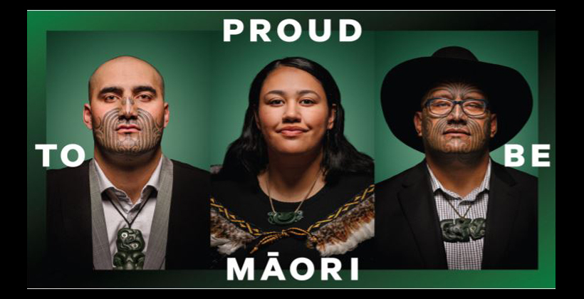 Proud to be Maori. Reclaiming our right to sit at the table