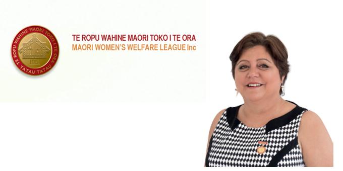 President of the Maori Womens Welfare League