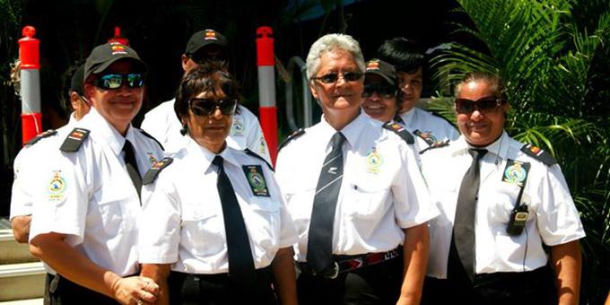 Māori Wardens not vigilantes