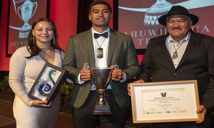Ahuwhenua Young Māori Farmer winner announced - Quinn Morgan