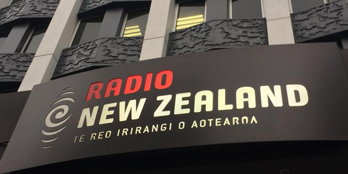 RadioNZ CEO Paul Thompson on Paakiwaha