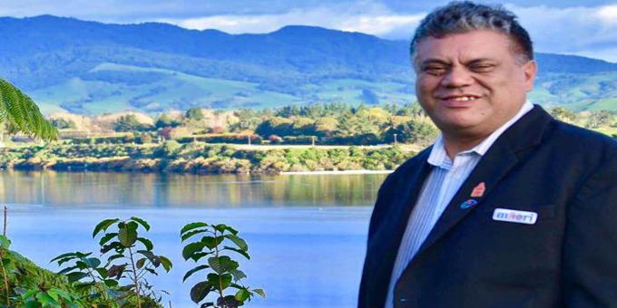 Papa clear for Maori Party run
