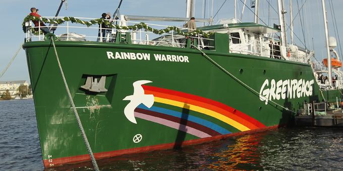 Ngāti Kura blesses new Rainbow Warrior