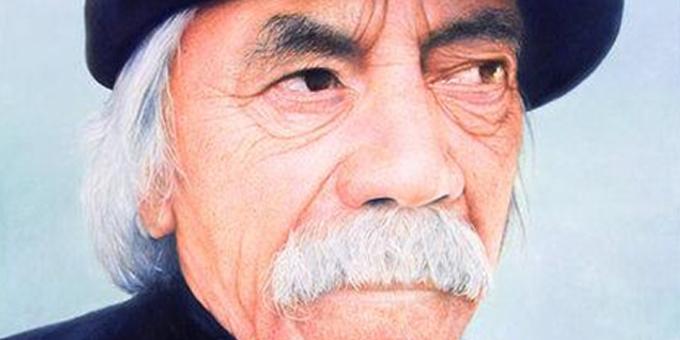 Hotere spurned Māori artist tag