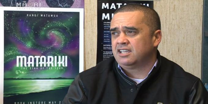 Matamua challenges Best book on Matariki