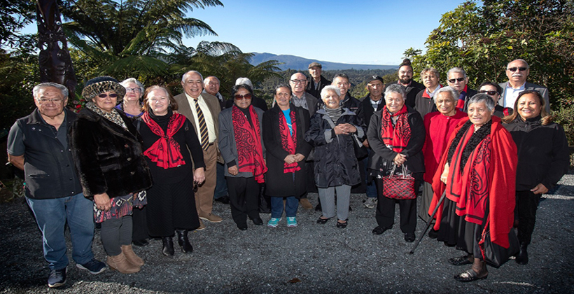 Ngāti Rangitihi settlement ready to sign