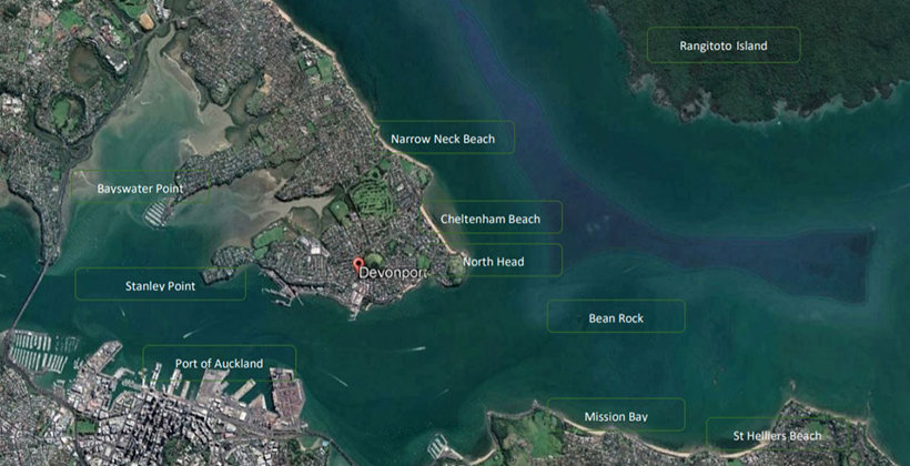 Judicial review sought of sludge dumping off Aotea