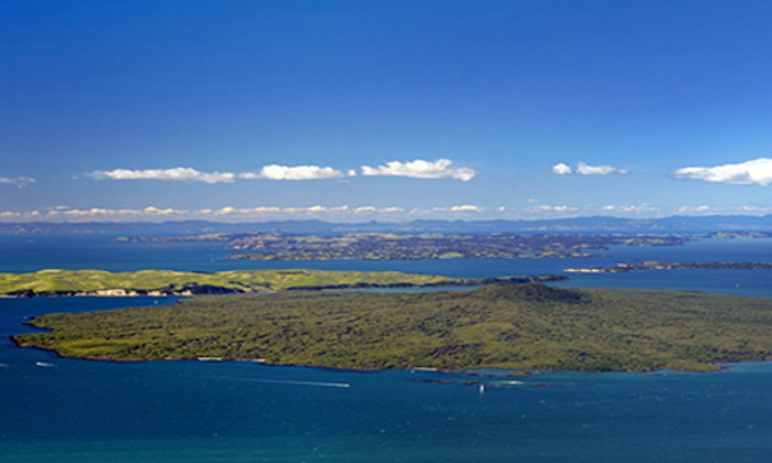 Iwi best to tell story of Rangitoto