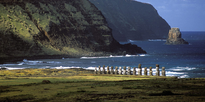 Rapa Nui relationship being fostered