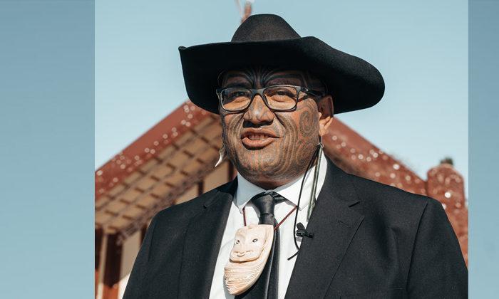 Maori Party pou placed in Waiariki