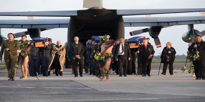 NZDF ready to bring back war dead