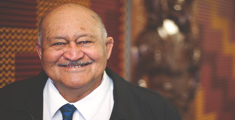 Whakatohea's gentle leader revives town