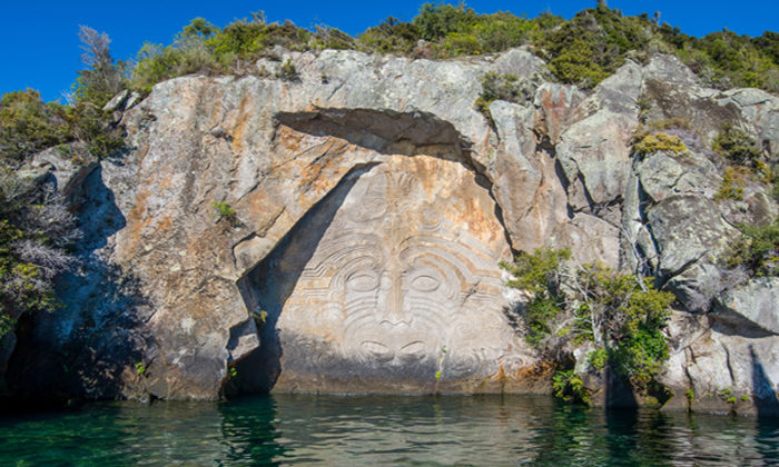 Lake Taupo carvings to be restored