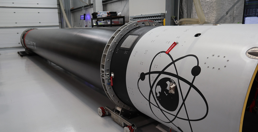 Rocket Lab payloads upset peace activists