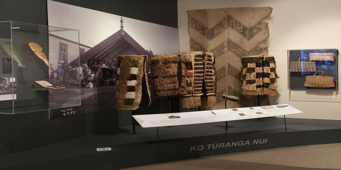 Rongowhakaata show sets standard for museums