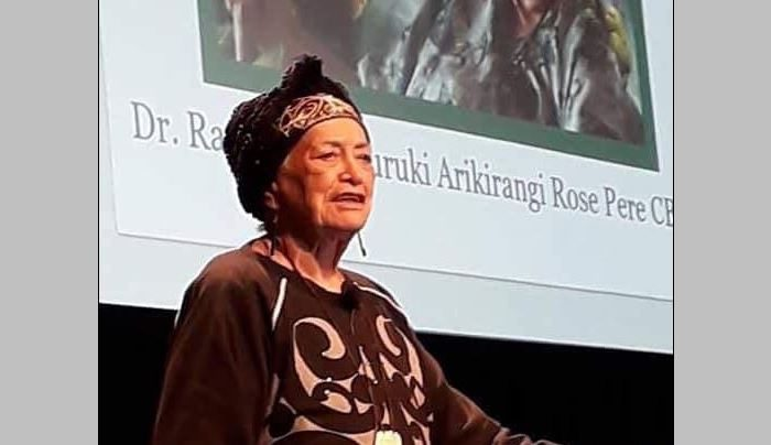 Rose Pere will have lasting influence