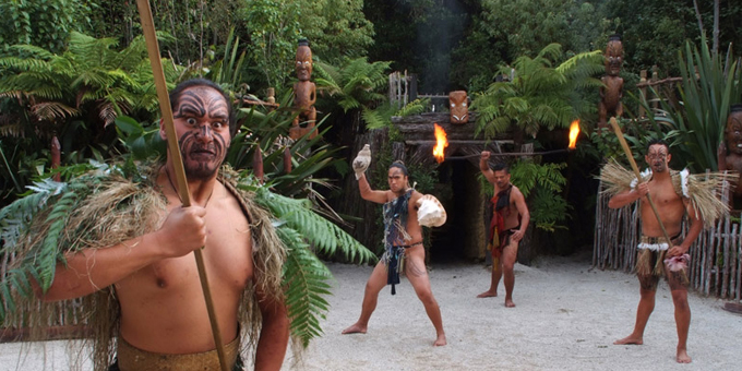 Drawn moko culture in action