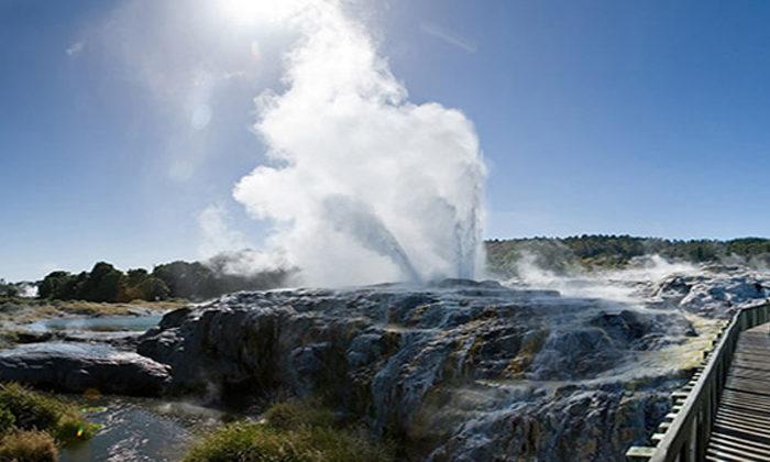 Rotorua projects steam ahead with PGF help