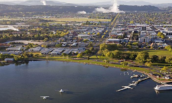 Resistance to Rotorua waterfront revamp