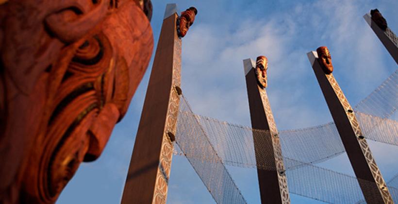 Maori ventures hunt tourists online