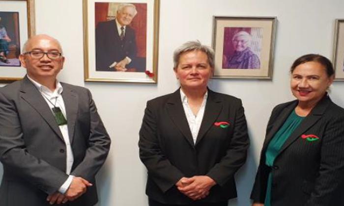 Lonely kaumatua concern for new Ngati Hine Health chair