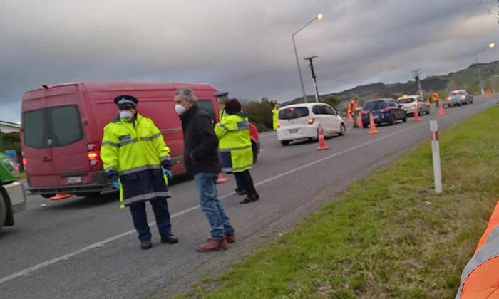 Tai Tokerau Border Control dusts off checkpoints