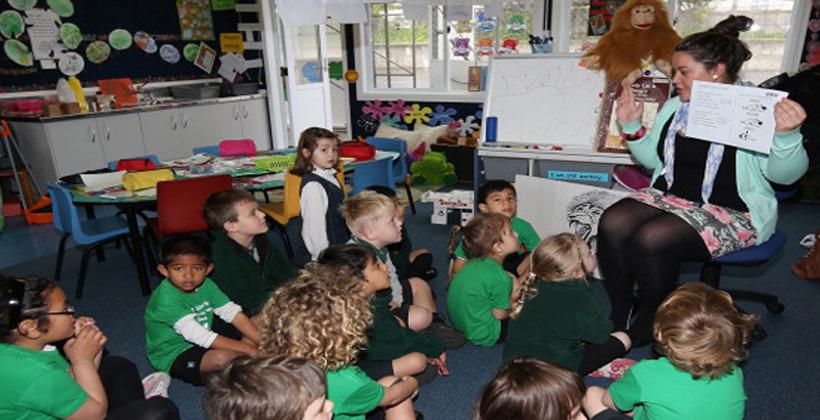 Te Reo Māori ki roto i ngā kura katoa