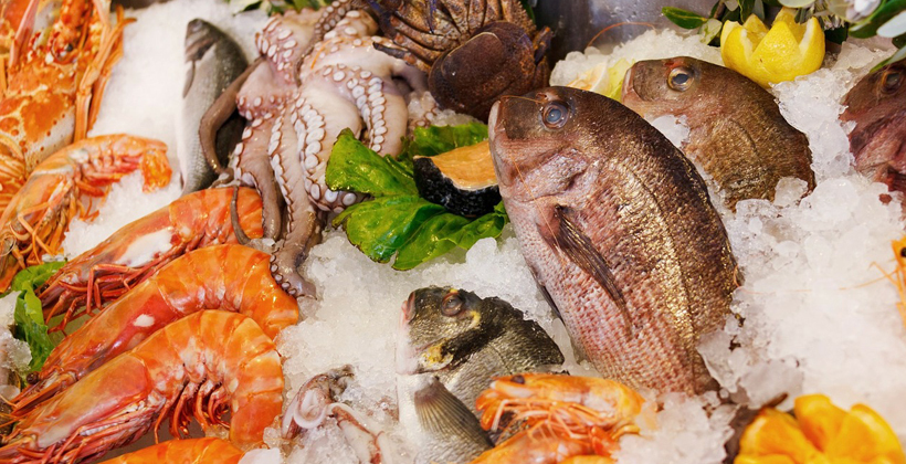 Iwi fish in emergency food packages