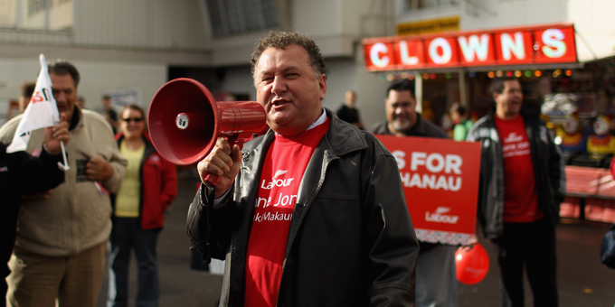 Man ban push lacks Māori support