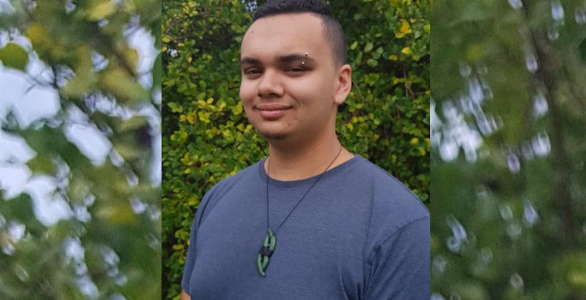 Recipient of inaugural Tūwharetoa scholarship sets sights on protecting freshwater biodiversity