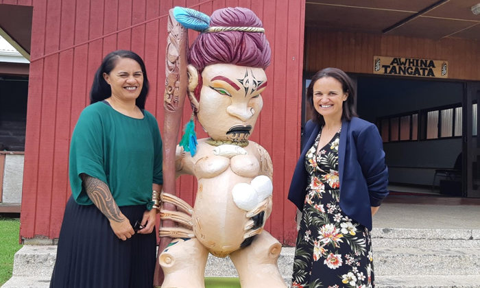 West and East combine to develop new service programme for Tamaki whanau.