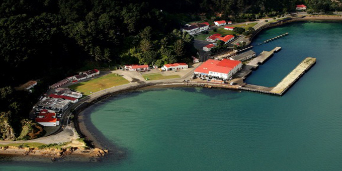 All go for Shelly Bay