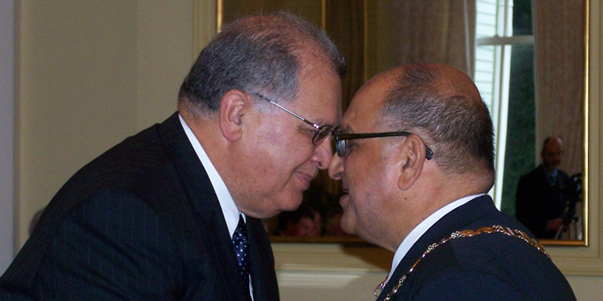 New chairman for Te Papa