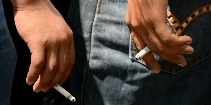 Saving focus for anti-smoke plan