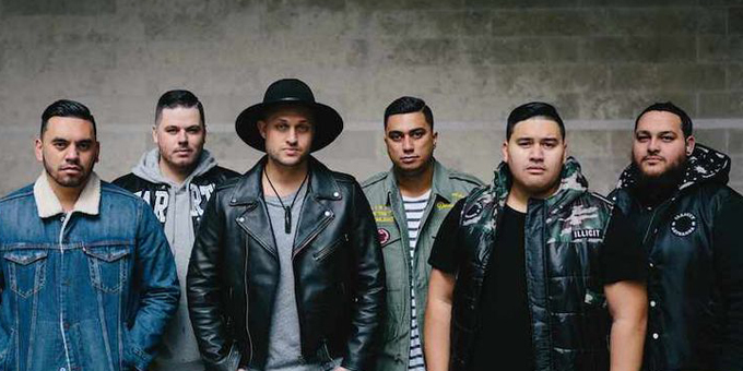Sons of Zion front homeless concert before heading overseas