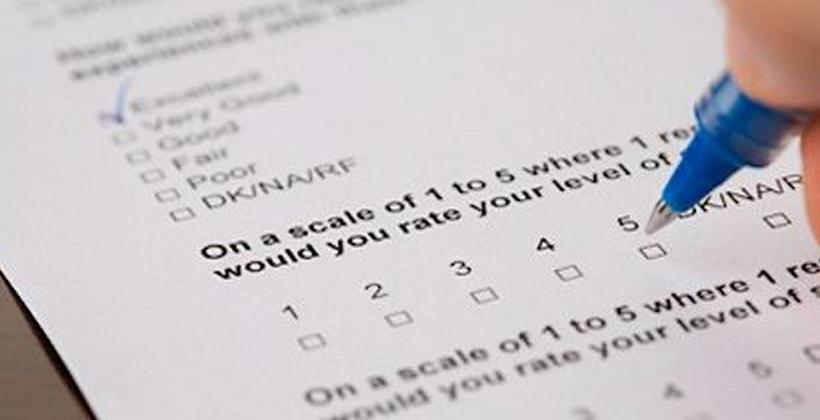 Surveys improving medical services