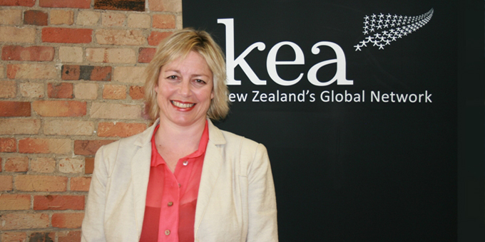 Expatriate network available to Māori