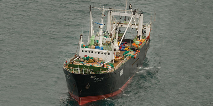 Fishing industry practices exposed