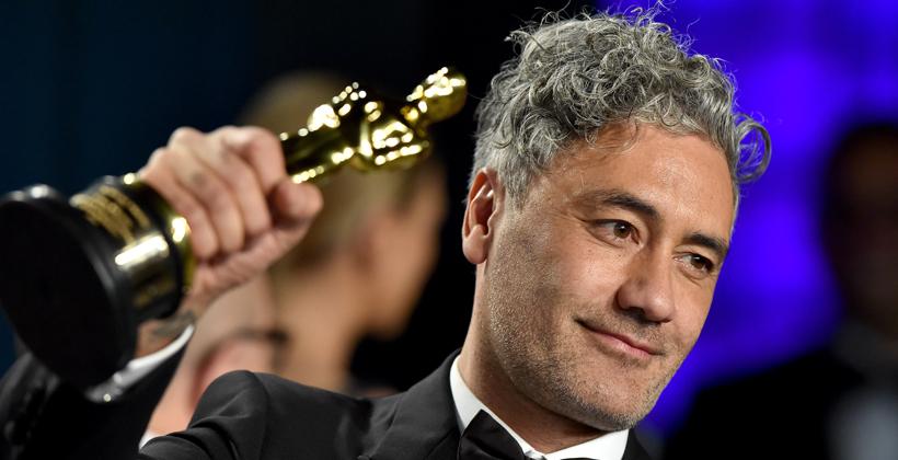 Waititi inspires with Oscar acceptance speech