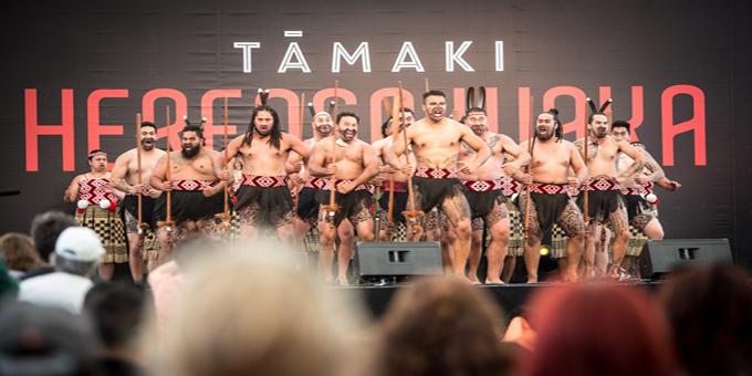 Tamaki Herenga Waka fest aims for the world