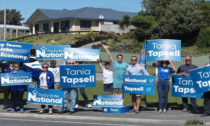 Street beeps beat push polls for East  Coast Nat